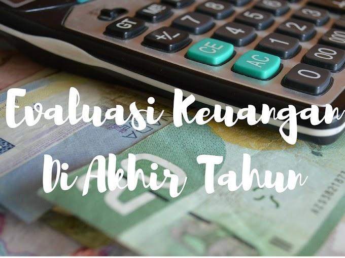 Evaluasi Keuangan di Akhir Tahun