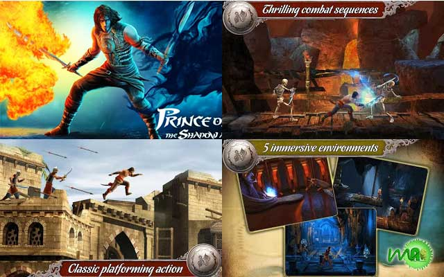Prince of Persia Shadow&Flame Screenshots
