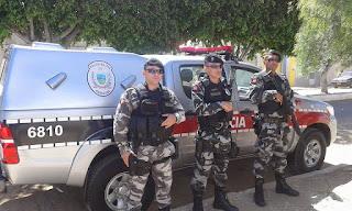 Cuité, Nova Floresta e Picuí recebem novas viaturas policiais