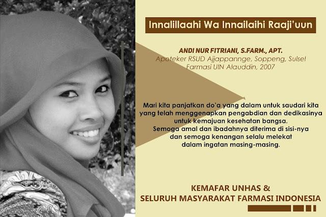 Farmasi Indonesia Berduka