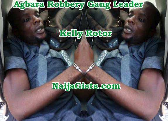 agbara robbery gang leader