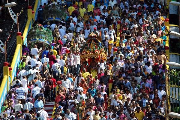 Malaysia Thaipusam Festival