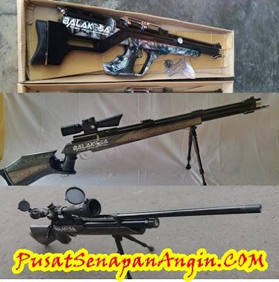 grosir senapan gejluk dan PCP terlengkap di Surabaya