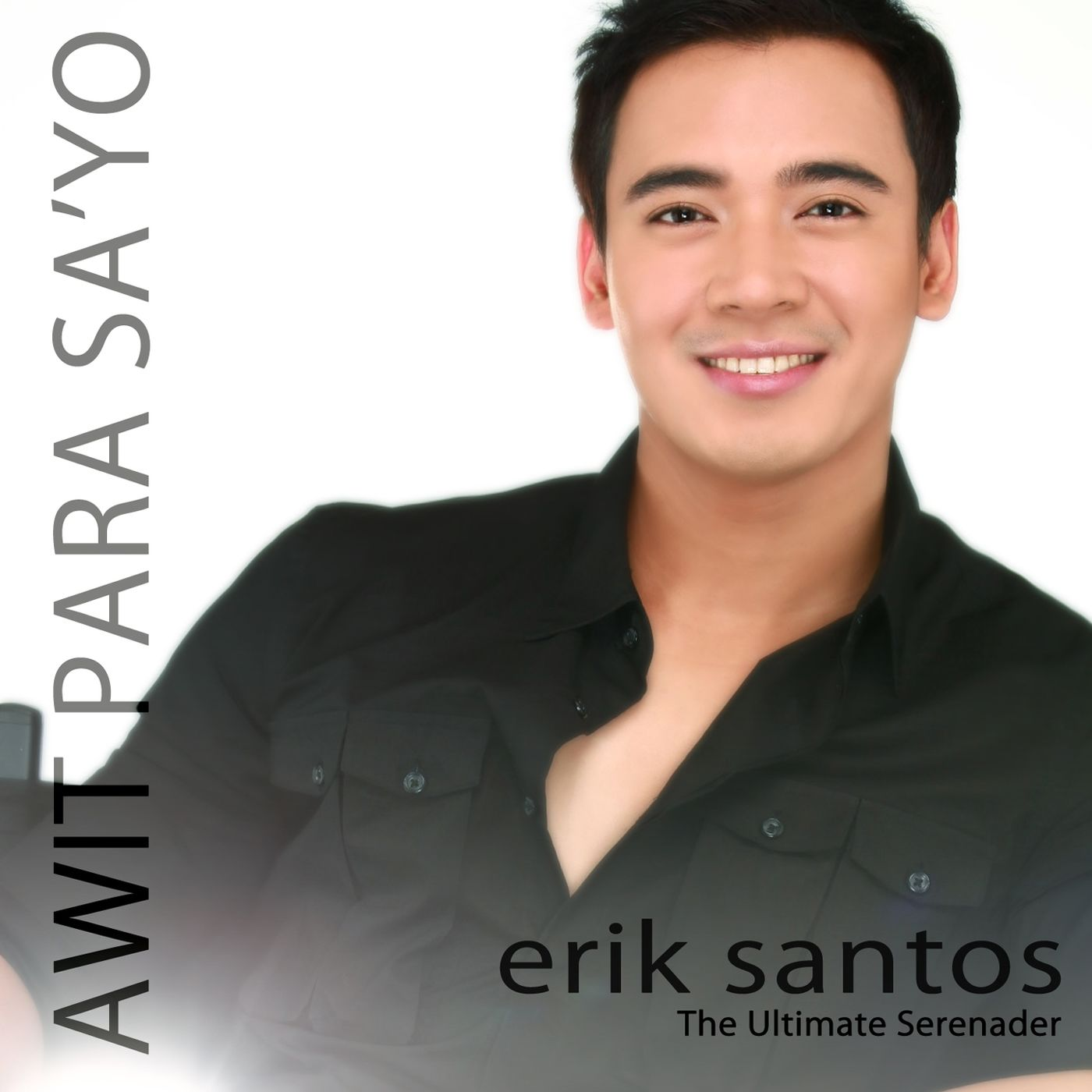 22e00d897 Erik Santos - Awit Para Sa'Yo - 2011 Album - Solid OPM