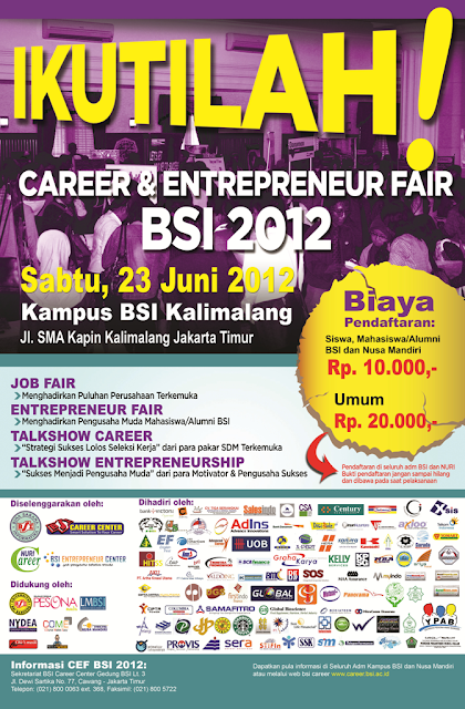 http://lokernesia.blogspot.com/2012/06/career-entrepreneur-fair-kampus-bsi.html