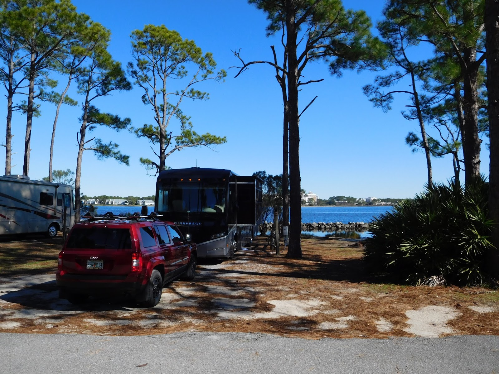 Every Mile A Memory St Andrews State Park Panama City