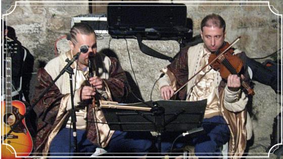 אירועי מוזיקה בירושלים