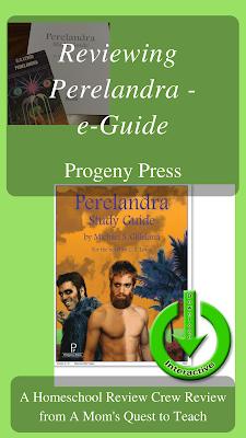 Perelandra e-Guide Cover