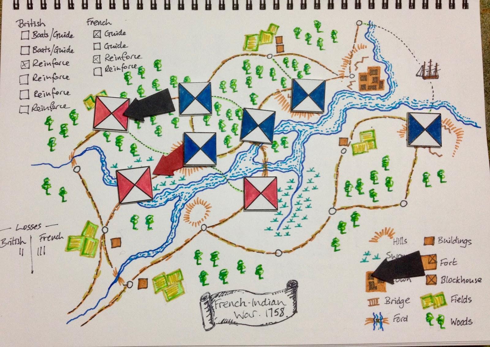 Grid Based Wargaming