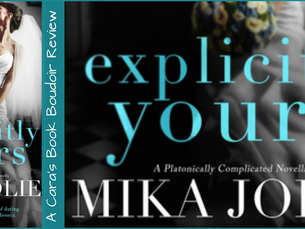 Explicitly Yours by Mika Jolie Review