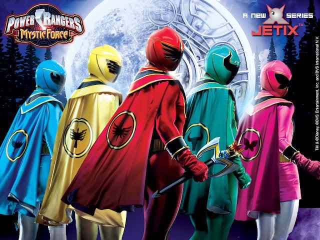 Power Rangers Koleksi Gambar