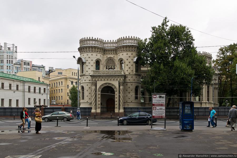 Особняк Арсения Морозова на ул. Воздвиженка в Москве