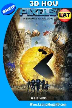 Pixeles (2015) Latino Full 3D HOU 1080P ()