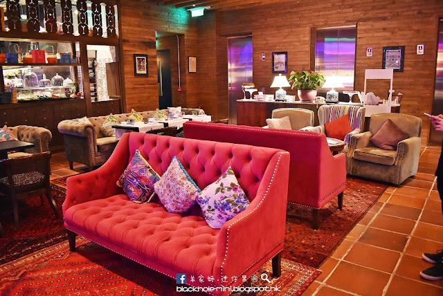 泰式週日半自助晚餐:Issaya Siamese Club