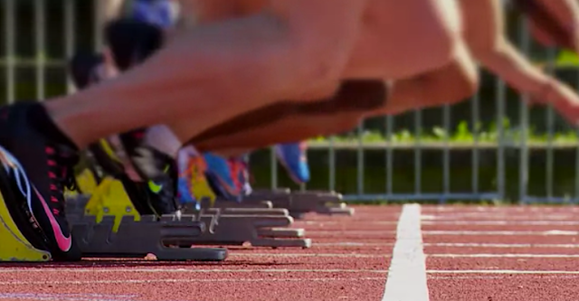We review the Science of Sports - Track and Field