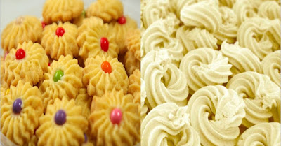 Cara Membuat Kue Sagu