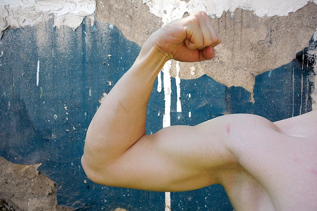 muscle building rules for skinny man and women.