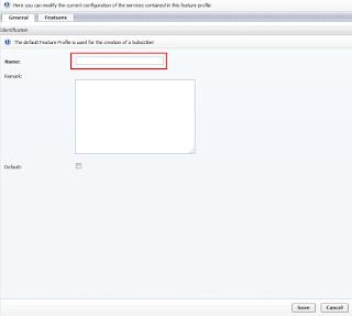 Включение дополнительных функций в Openscape voice