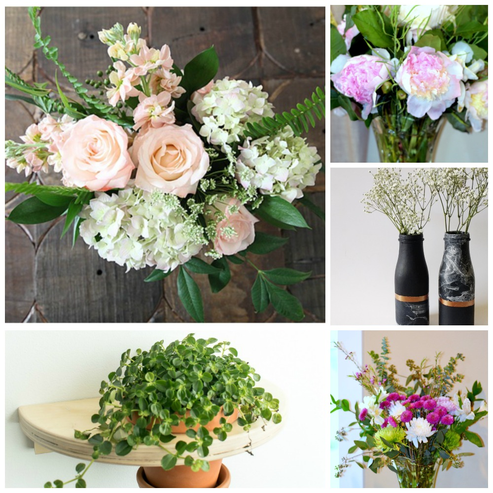 Fresh flowers how to enjoy them arrange them and diy vases and enjoy fresh flowers in your home too you can learn how to arrange them and create diy vases and planters to enjoy flowers and plants around your home izmirmasajfo Gallery