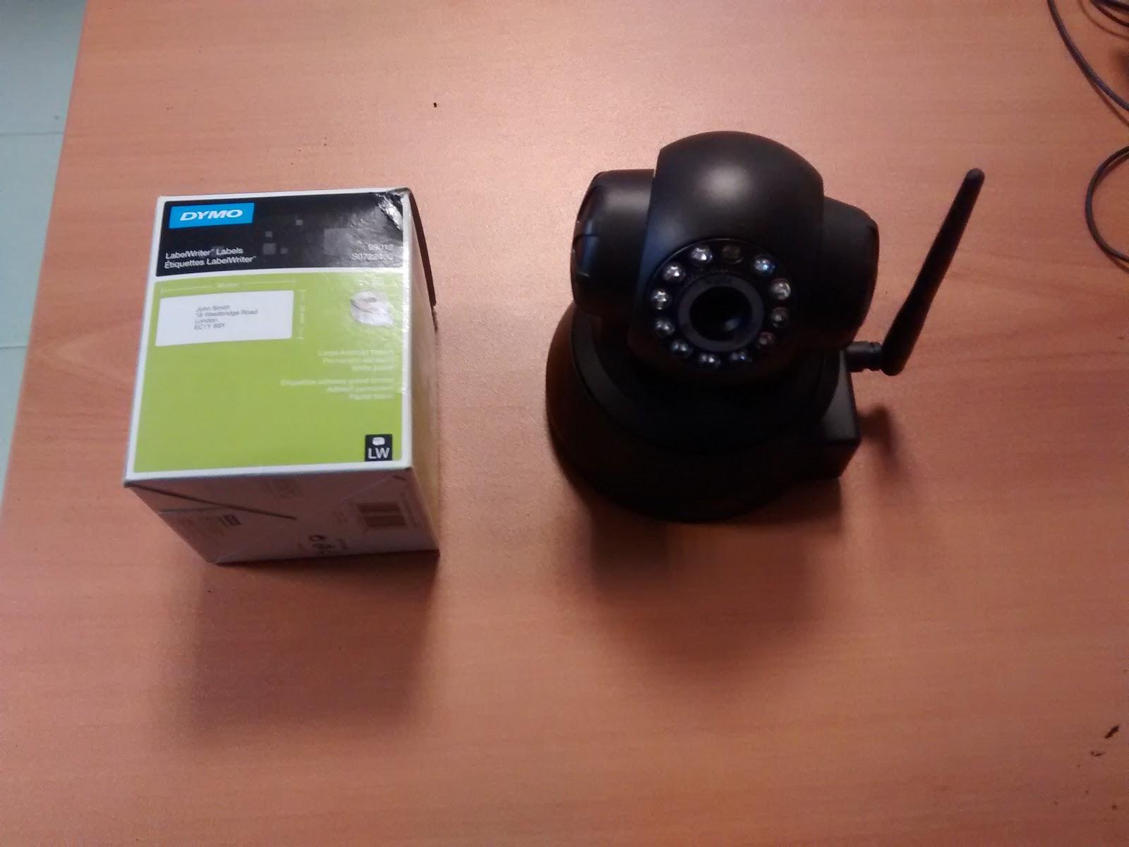 freebox et camera ip