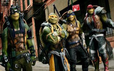 Review Film Teenage Mutant Ninja Turtles: Out of Shadows (2016)