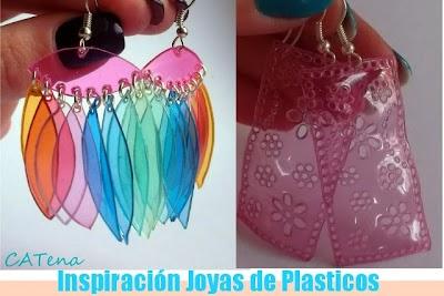 Joyas de Plastico Inspiracion para Proyectos