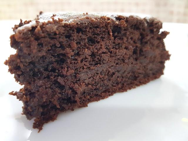 torta doppio cioccolato e ricotta