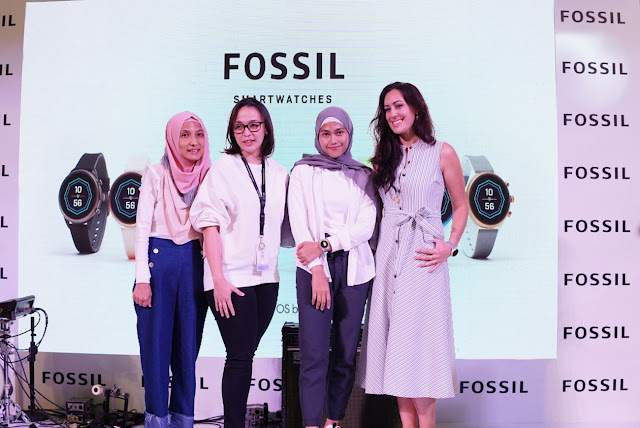 Fossil Road show 2019
