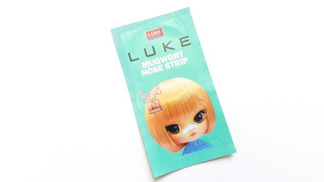 Luke Mugwort Nose Strip