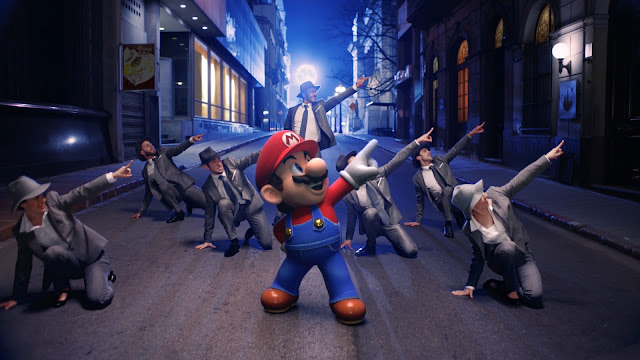 Super Mario Odyssey presenta su vídeo musical Jump Up, Super Star!
