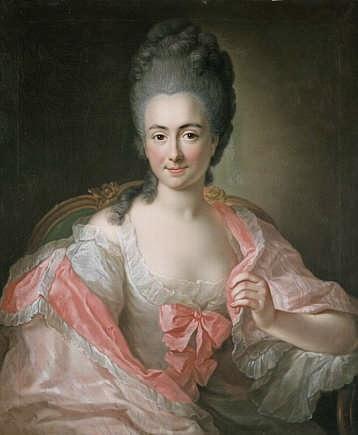 Maria Antonia Pessina von Branconi (1770), Anna Rosina de Gasc