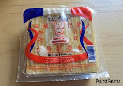 recette de raviolis ricotta et tomates séchées, farce à raviolis, raviolis maison, feuillets Wonton, pâte à raviolis Wonton, raviolis faciles à préparer, comment préparer des raviolis, farce ricotta et tomates séchées, plat principal, patissi-patatta