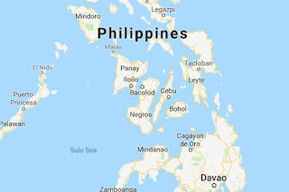 6.9 magnitude earthquake hit southern Philippine