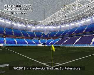 Krestovsky Stadium ( World Cup 2018 )