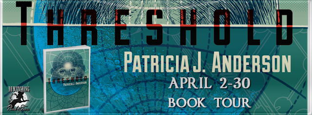 Interview with Patrica J Anderson, author of Threshold