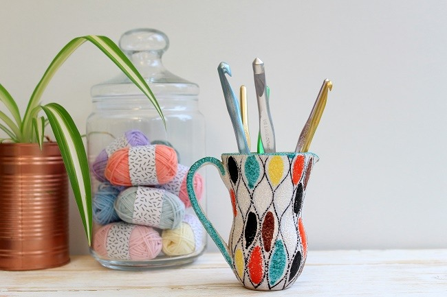 My favourite crochet hooks