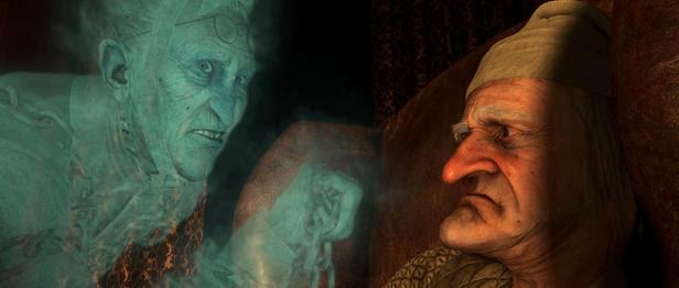 Resultado de imagem para os fantasmas de scrooge