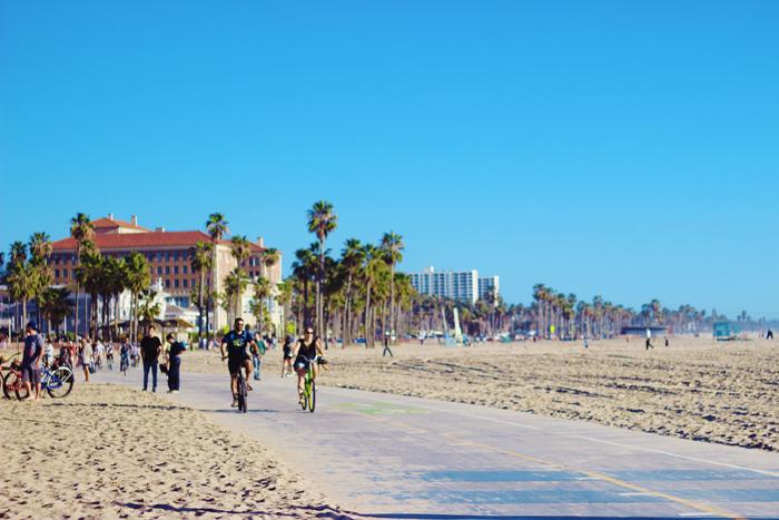 Aimerose Santa Monica Beach