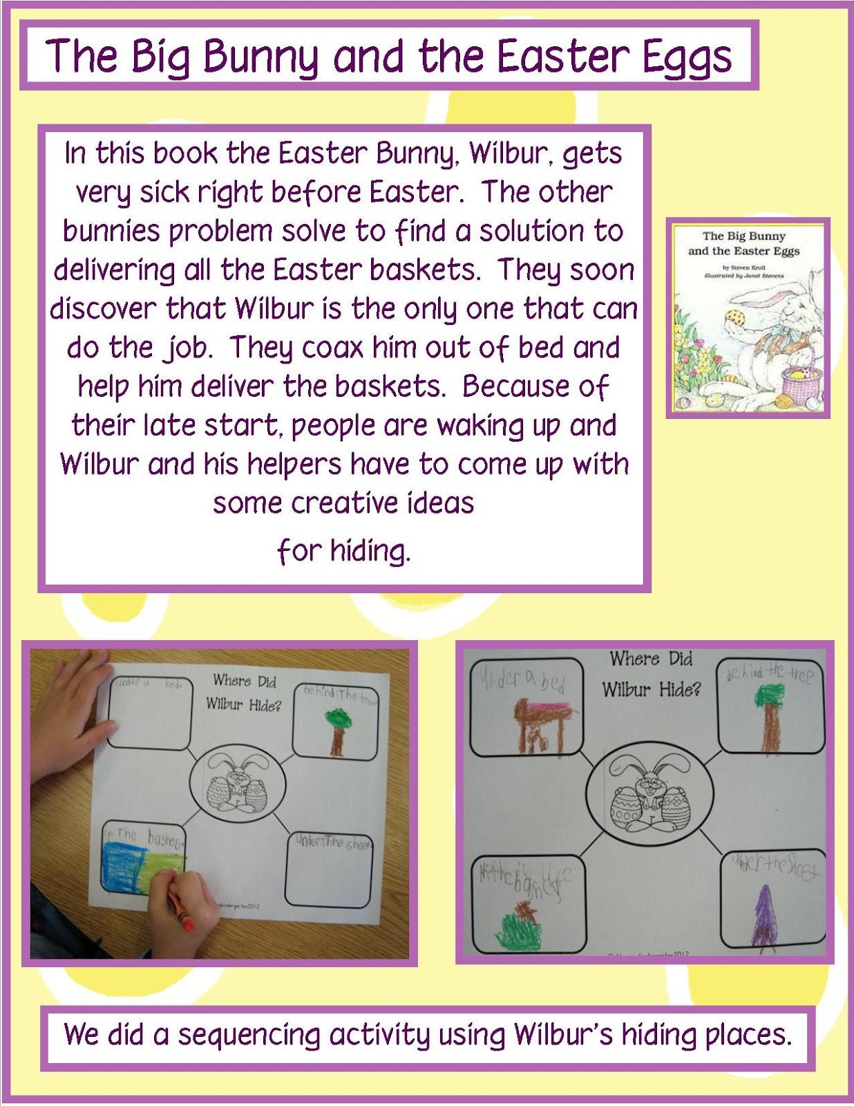 Golden Gang Kindergarten The Big Bunny