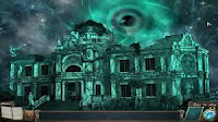 Here is a mysterious haunted house to discover oupon a hilltop! #HalloweenGames #MysteriousGames #HauntedGames