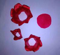 Proses dan cara pembuatan mawar bakar 2