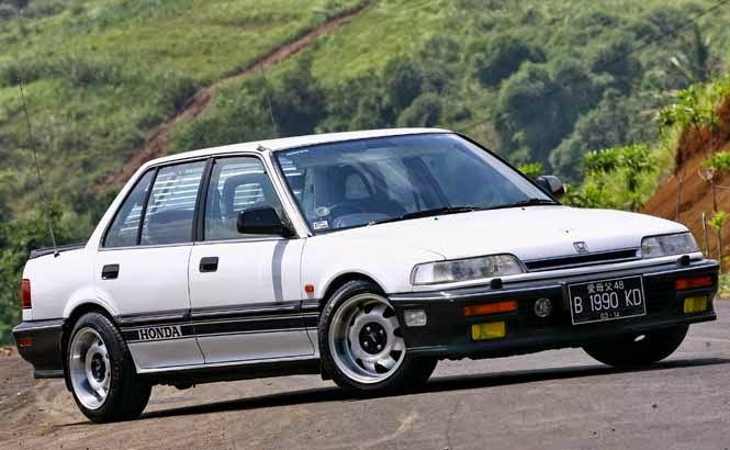 Modifikasi Mobil Honda Civic Lx 88