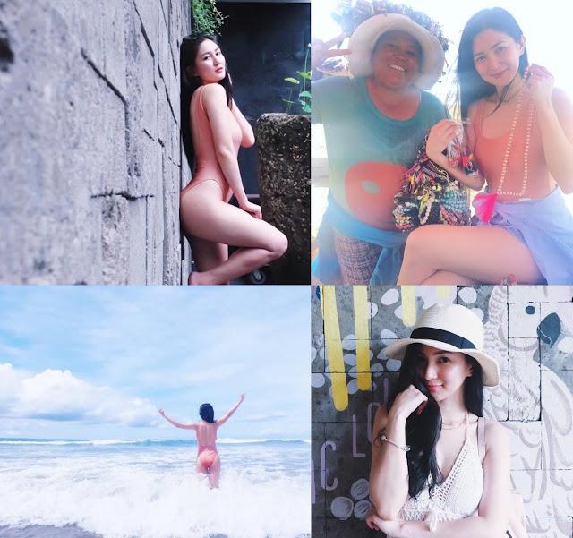 LOOK: Sheena Halili Flaunts Sexy Body In Her Bali Trip Photos!