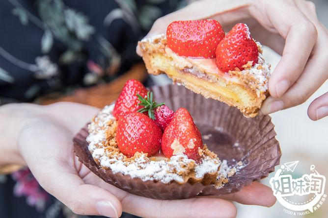 日樹烘焙坊-三民區甜點推薦