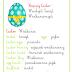 Wielkanoc- słówka angielskie