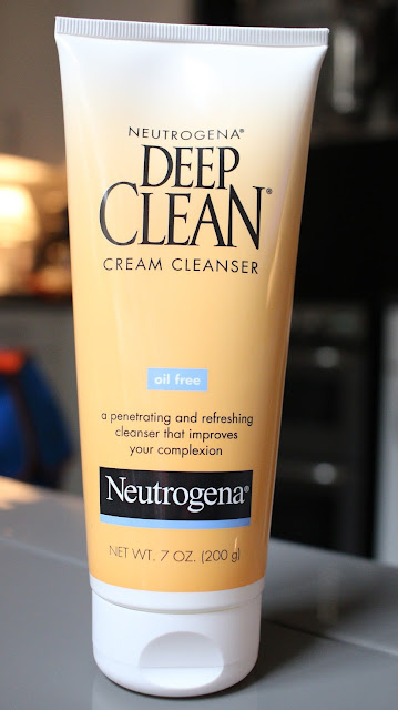 Neutrogena Deep Clean Cream Cleanser - Caroline Hirons