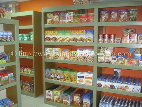organic eating and health store