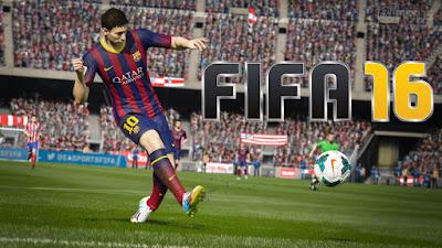Wallpaper: Fifa 16
