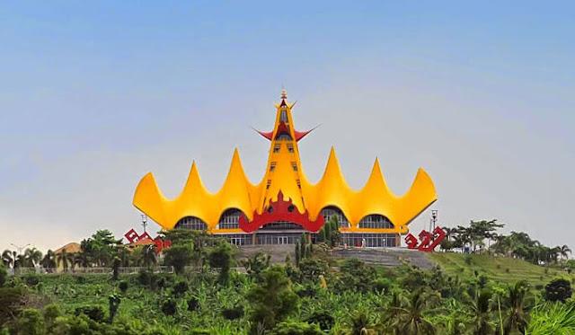 Menara Siger Lampung