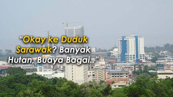 Kisah Cikgu yang Berasal Dari Semenanjung Tapi Suka Mengajar di Sarawak